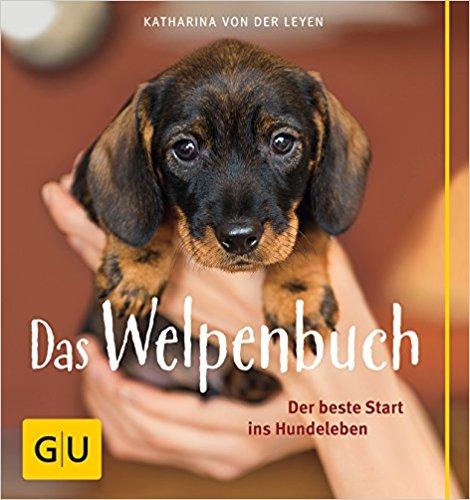 Buchcover Das Welpenbuch von Katharina von der Leyen