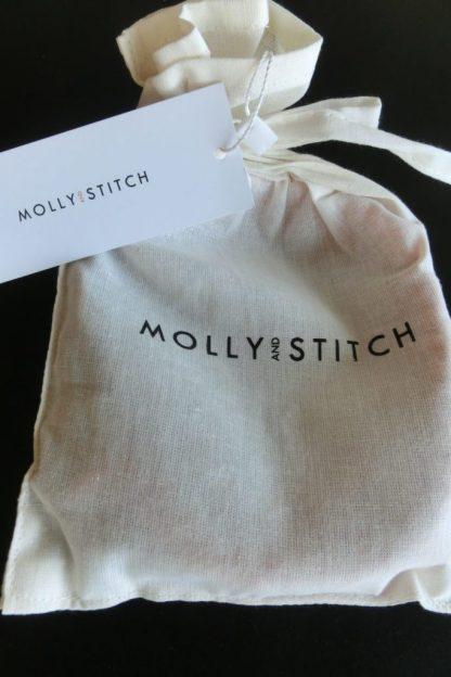 Stoffsäckchen von Molly and Stitch als kostenlose Verpackung