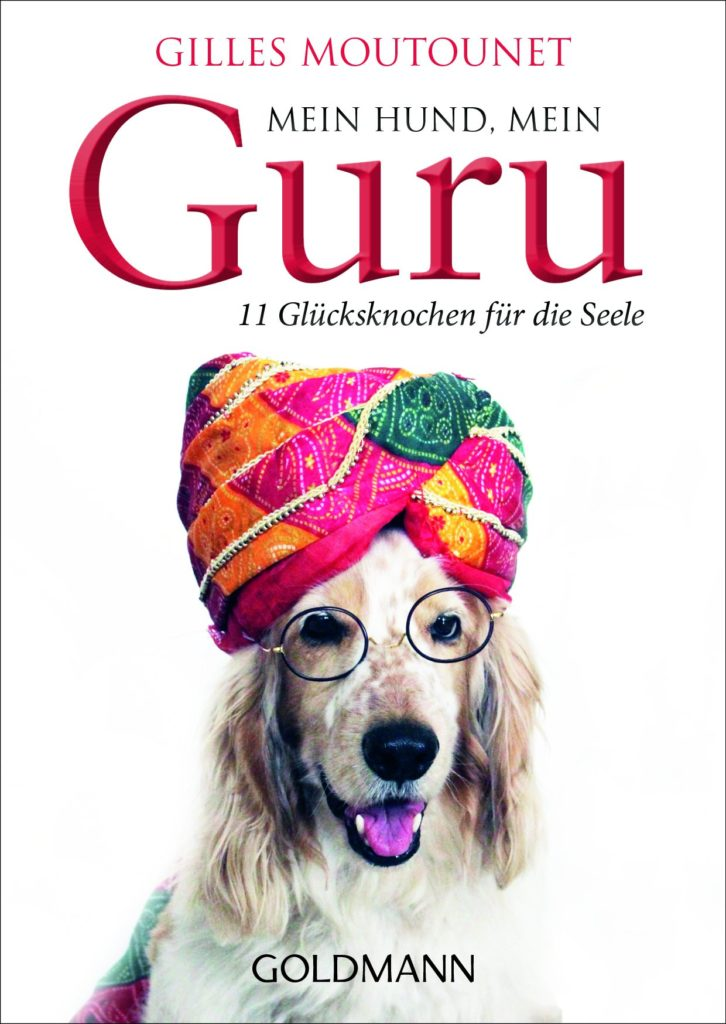 Buchcover Mein Hund, mein Guru