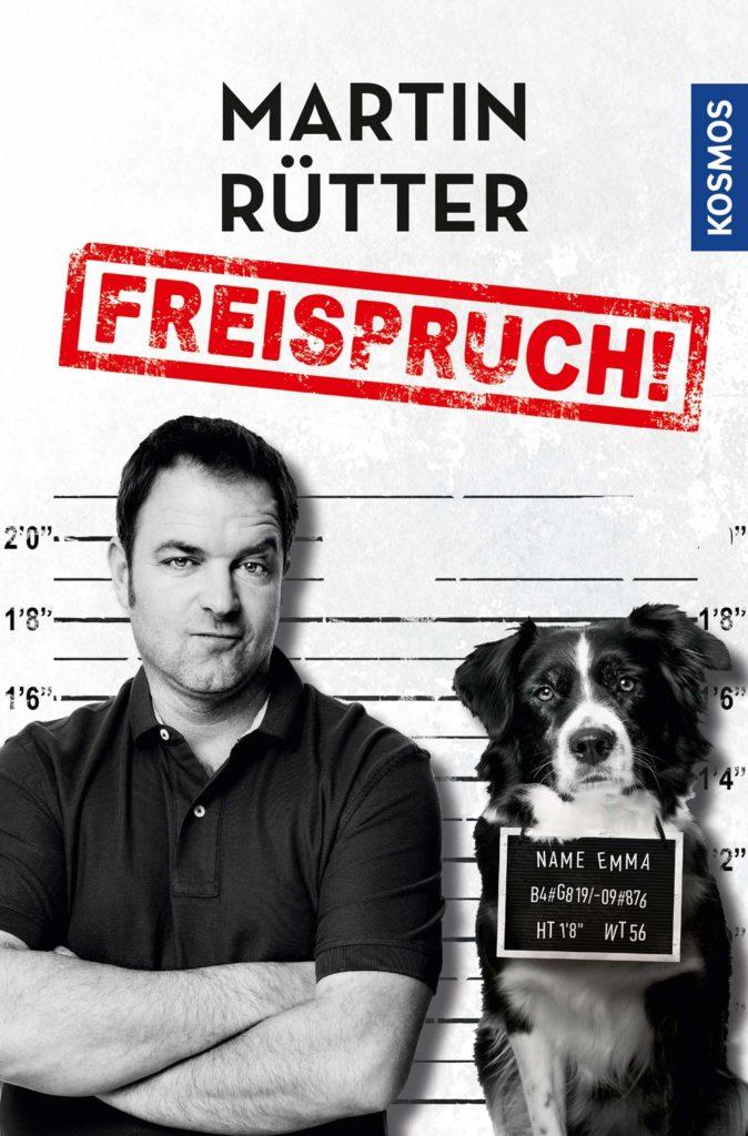 Buchcover Freispruch von Martin Rütter