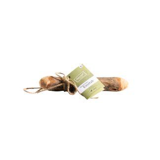 Kaustab für Hunde aus Olivenholz